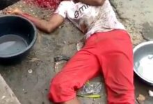 Photo of Boy Shot Dead By Cultist While Roasting Yam For His Mother