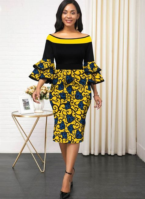 50 Fabulous Ankara Church Outfits for Trendy Chic.   As the Coronavirus pandemic lockdown on churches ease down across the nation, I'm sure you are already