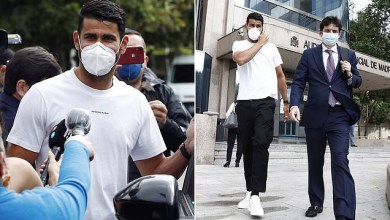 Photo of Diego Costa handed 6-month prison sentence and slapped with £482k fine by Spanish authorities in tax fraud case