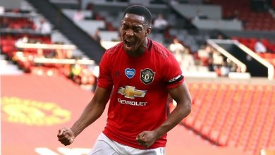 Photo of Man United's Martial nets hattrick