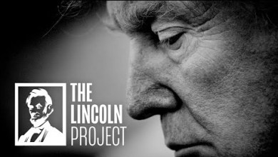 Photo of Lincoln Project hits Trump on testing 'confession'