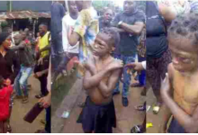 Photo of SAD!! Man Beats Maid Black And Blue Over Bathing Water