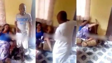 Photo of Woman Flogged By Her Brothers For Cheating On Her Husband (Watch Video)