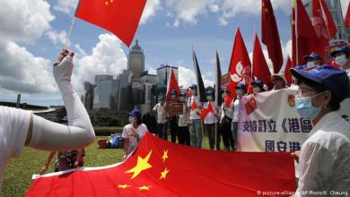 Photo of China passes national security law for Hong Kong despite protests, US concerns