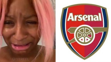 Photo of DJ Cuppy Dumps Arsenal FC Due To Their Failure (Video)