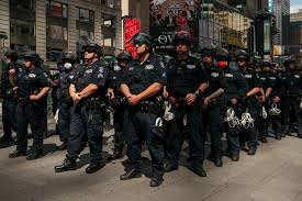 Photo of NYPD sees 49 percent spike in officers filing for retirement amid George Floyd unrest