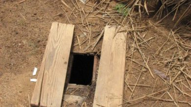 Photo of Wife Killed Her Husband And Buried His Body In Pit Toilet
