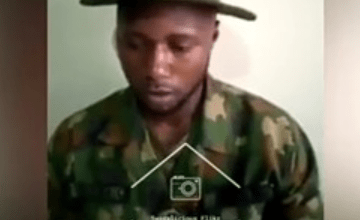 "Photo of While I was his orderly, he used to maltreat me and treated me as a slave"" Naval officer cries out and accuses Rear Admiral I.O Mohammed of maltreatment"