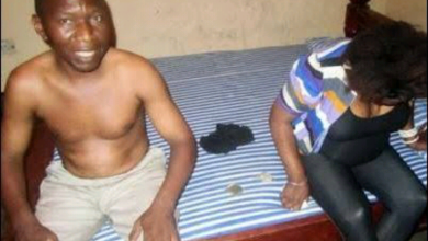Photo of A Married Woman Caught In A Hotel With Another Man
