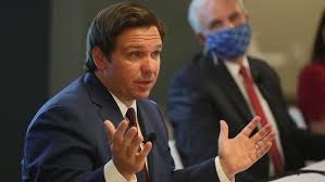 Photo of DeSantis on Florida schools reopening: 'If you can do Walmart,' then 'we absolutely can do schools'