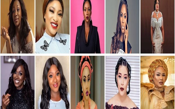 Top 10 Nigerian celebrities who are single parents.  While balancing careers in the entertainment space – either as a musician,