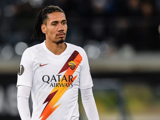Chris Smalling Looks Set To Leave Roma After A Successful Season