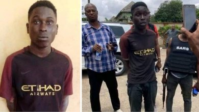 Photo of See How Ibadan Serial Killer killed a woman after he escape