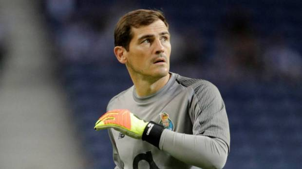Iker Casillas Has Retired.  Spain's World Cup-winning goalkeeper Iker Casillas announced his retirement on Tuesday, after being sidelined