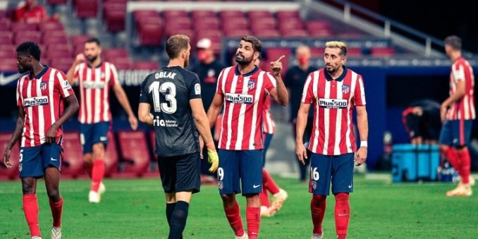 Atletico Confirm COVID-19 positive players.  The club have experienced a tricky 24 hours after Ángel Correa and Sime Vrsaljko tested positive for the virus on Sunday.