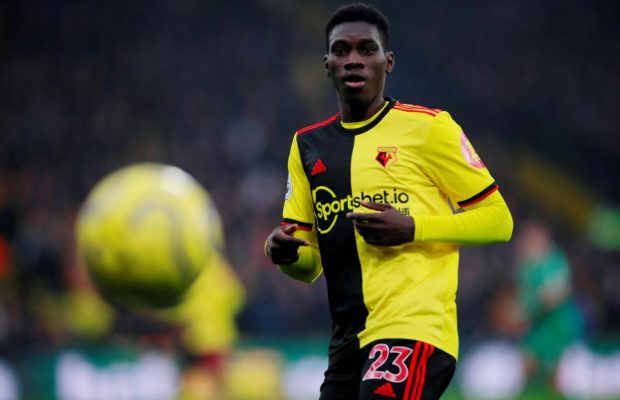Liverpool Interested In Ismaila Sarr