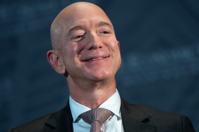 Jeff Bezos Emerge the world's first Human to hit a net worth of $200 billion.  The e-commerce platform stocks continued to soar even as the United States