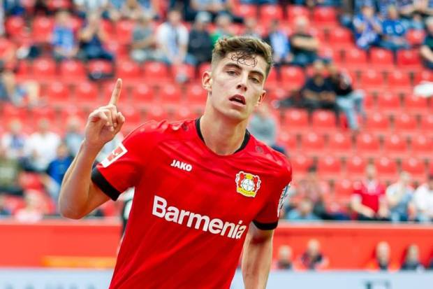 Havertz Will Be Moving To Chelsea.  Kai Havertz could leave his homeland, Germany, to start a new adventure in English football. 'The Guardian'