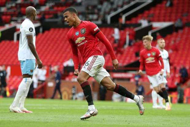 """'Greenwood Is A Cold-Hearted Killer, A Great Finisher'.  Mason Greenwood is a """"cold-hearted killer"""", a """"great finisher"""" and will """"score loads and loads of goals"""" for Manchester United, says Rio Ferdinand."""