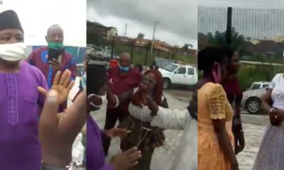 Schools Reopening: Parents kick as schools levy ₦25,000 for COVID-19 test in Ogun (video).  Parents of private school students in Ogun State have protested against a N25,000