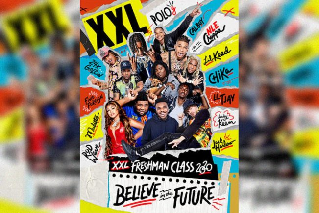 Checkout XXL 2020 Freshman Class The New Music Group.  Although the year 2020 has been interrupted by the coronavirus pandemic