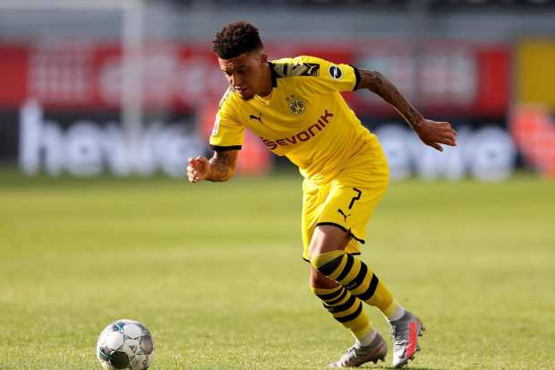 """Jadon Sancho Set To Stay At Borussia Dortmund For """"At Least"""" Another Season. The England star says he is """"keeping a smile on my face"""" having returned to pre-season training with Dortmund"""