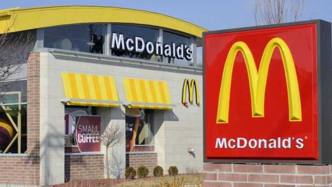 Woman punches McDonald's employee in the face for forgetting condiments