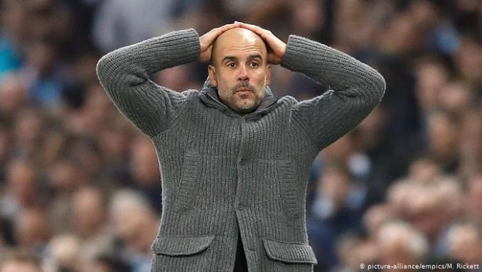 See What Guardiola said concerning City tactics and rues Sterling miss.  Pep Guardiola explained his tactical tweaks in Manchester City's