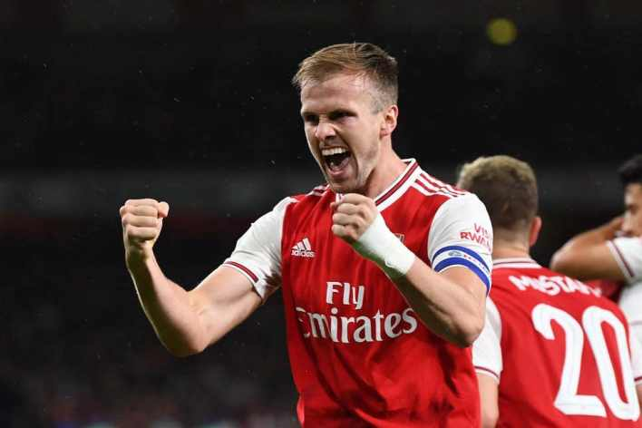 Newcastle close to signing Arsenal defender Rob Holding on loan.  Sportsmail revealed Newcastle's move for the defender last week and the 24-year-old is expected to wrap up the signing after the weekend.