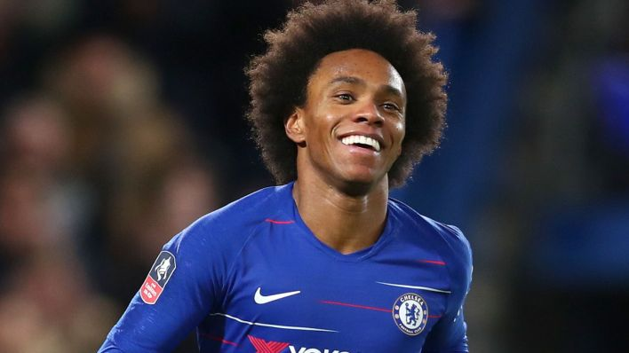 Willian confirms Chelsea exit as Arsenal move looms.   The Brazilian confirmed his exit in an open letter to fans on Sunday.