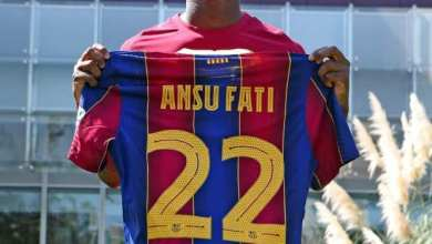 Photo of Barcelona Confirm Ansu Fati Squad Number.