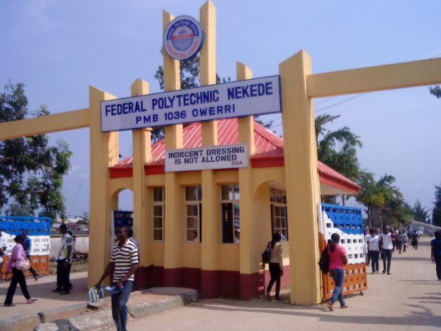 Nekede Poly School Fees Payment Deadline 2019/2020.   Nekede Poly School Fees Payment Deadline 2019/2020