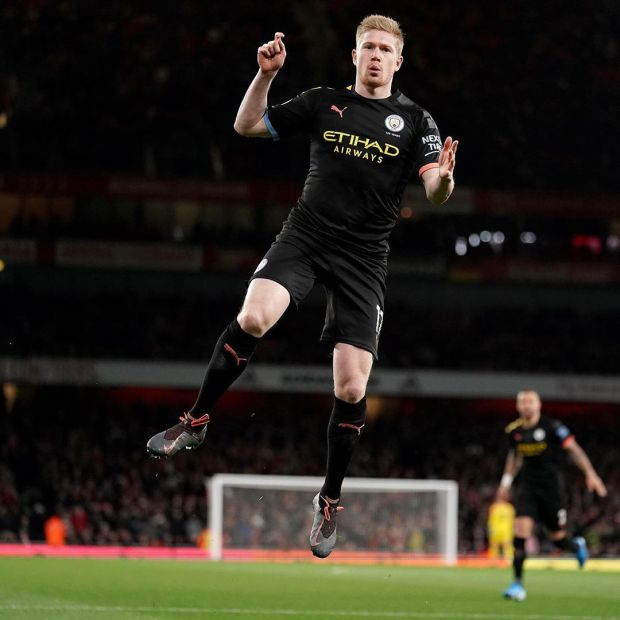 Kevin De Bruyne Nominated For The UEFA Men's Player Of The Year Award.  Liverpool manager Klopp has been nominated for Men's Coach of the