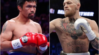 Photo of Manny Pacquiao confirms fight with Conor McGregor in the Middle East next year