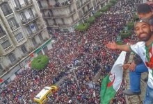 Photo of This Picture Of Algeria Protest Will Make You Think Nigerians Are Not Doing Enough