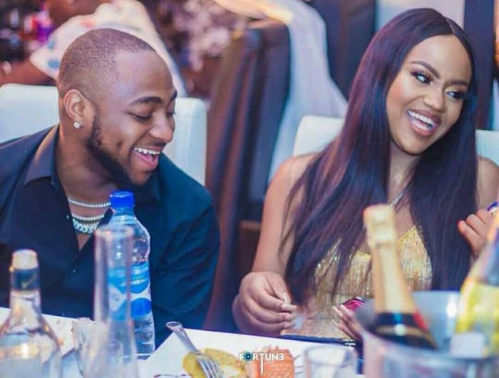 Davido's Girlfriend, Chioma Sparks Pregnancy Rumors With New Photo.   DAVIDO'S FIANCÉE AND MOTHER OF HIS SON, CHIOMA AVRIL ROWLAND