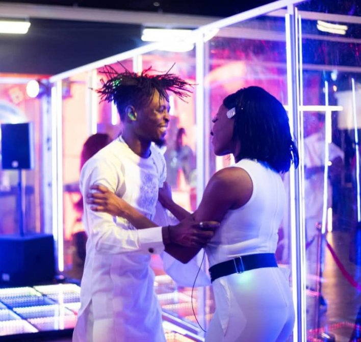 """Meeting Laycon is a blessing"""" – BBNaija's Vee says.  Recall Laycon and Vee became friends in the recently concluded BBNaija season 5 reality TV show."""