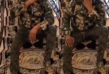 """Photo of """"Na soldiers kill people for Lekki""""- Dino Melaye sings in new music video"""