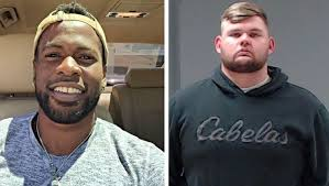 Photo of Officer charged with murder of Black man in Texas.