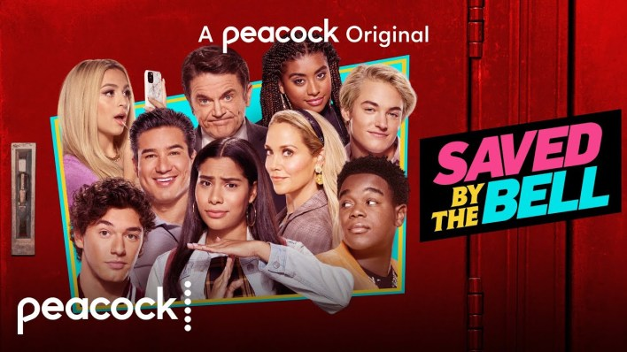 Announcing its premiere date on Tuesday, NBCUniversal's streaming platform Peacock has now dropped the first trailer for the upcoming Saved by the Bell reboot,