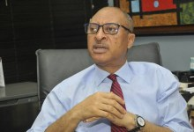 Photo of Prof Pat Utomi gives an eyewitness account of Lekki shooting