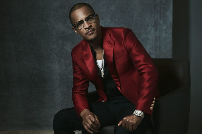 T.I. collects a 12th top 10 project on Billboard's Top R&B/Hip-Hop Albums chart as The L.I.B.R.A. debuts at No. 9 on the list dated Oct. 31. The set, released on Oct. 16