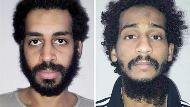 Photo of Two ISIL 'Beatles' charged with felonies to appear in US court