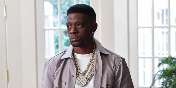 Boosie Badazz Shot In Dallas: Report