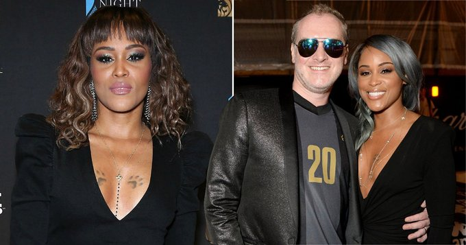 Eve opened up about the harsh trolling she received for her interracial marriage with her husband, Maximillion Cooper.