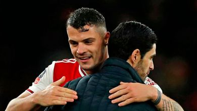 """Granit Xhaka's """"heart was gone from Arsenal"""" before Mikel Arteta arrived"""