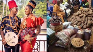 Lady calls for bride price reduction in Igboland as her brother marries from Benue with less than N50k