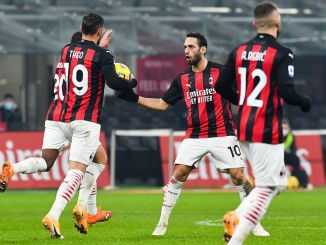 All the key stats from Milan's draw against Parma