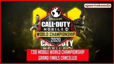 The COD Mobile World Championship Grand Finals has been called off