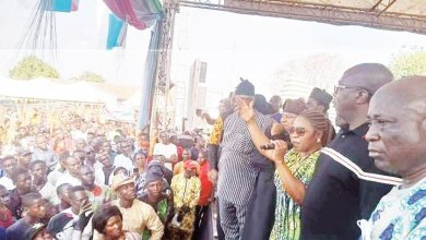David Mark's daughter, others join APC in Benue